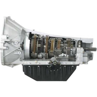 Ford/Powerstroke - Transmission - BD Diesel - BD Diesel Transmission Kit - 1995-1997 Ford E4OD 95-97 4wd 1064424F