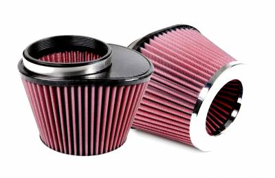 Air Intakes And Parts - Replacement Filters - S&B Filters - S&B Filters Replacement Filter for S&B Cold Air Intake Kit (Cleanable, 8-ply Cotton) KF-1009