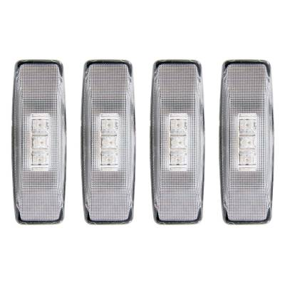 Anzo USA - Anzo USA LED Dually Fender Lights 861090