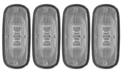Anzo USA - Anzo USA LED Dually Fender Lights 861104