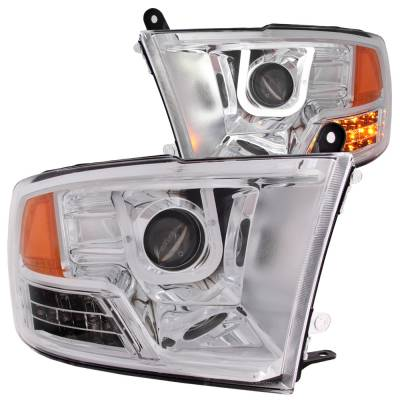 Anzo USA - Anzo USA Projector Headlight Set 111269