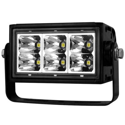 Lighting - Light Bars - Anzo USA - Anzo USA Rugged Vision; Off Road LED Light Bar 881003