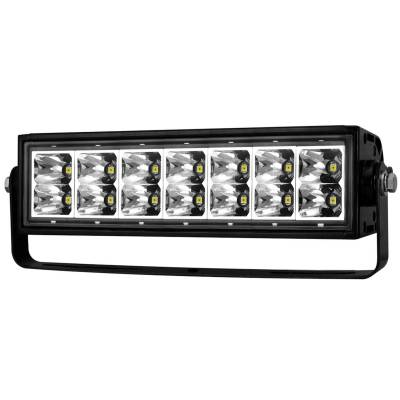 Lighting - Light Bars - Anzo USA - Anzo USA Rugged Vision; Off Road LED Light Bar 881005