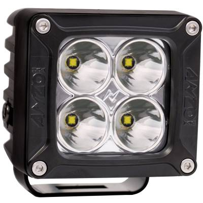 Lighting - Off Road Lighting - Anzo USA - Anzo USA Rugged Vision; Off Road LED Spot Light 881045