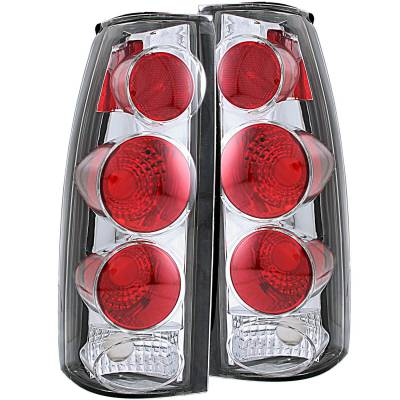 Lighting - Taillights - Anzo USA - Anzo USA Tail Light Assembly 211017