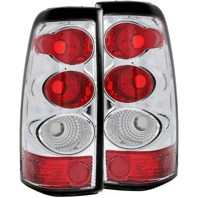 Lighting - Taillights - Anzo USA - Anzo USA Tail Light Assembly 211020