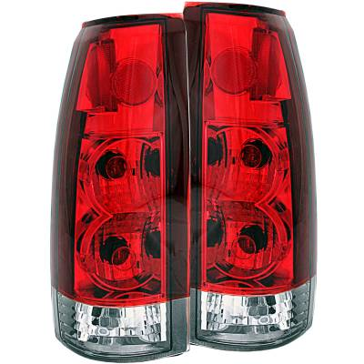 Lighting - Taillights - Anzo USA - Anzo USA Tail Light Assembly 211140