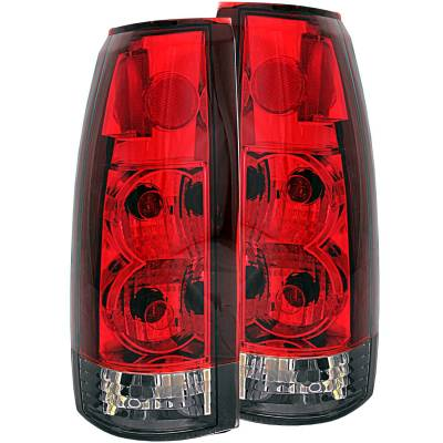 Lighting - Taillights - Anzo USA - Anzo USA Tail Light Assembly 211157