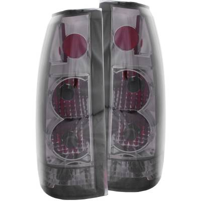 Lighting - Taillights - Anzo USA - Anzo USA Tail Light Assembly 211158