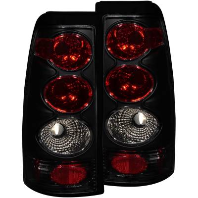 Lighting - Taillights - Anzo USA - Anzo USA Tail Light Assembly 211160