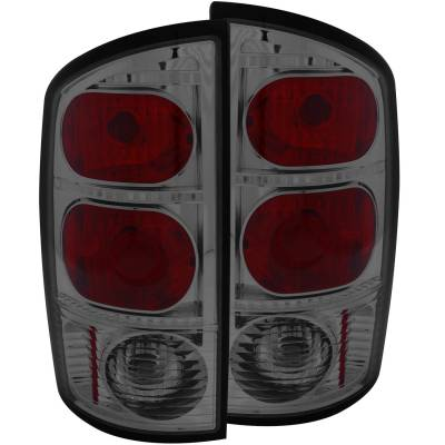 Lighting - Taillights - Anzo USA - Anzo USA Tail Light Assembly 211167