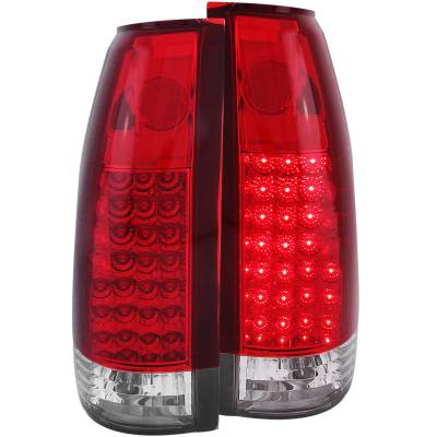 Lighting - Taillights - Anzo USA - Anzo USA Tail Light Assembly 311004