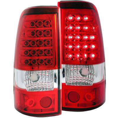 Lighting - Taillights - Anzo USA - Anzo USA Tail Light Assembly 311007