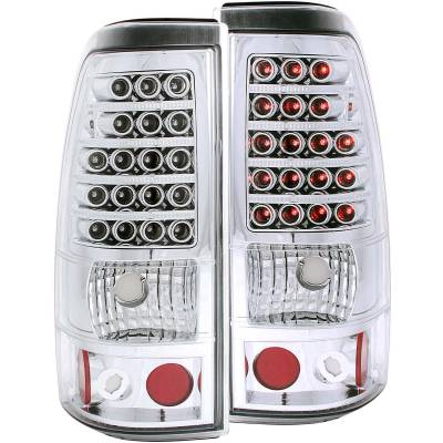 Lighting - Taillights - Anzo USA - Anzo USA Tail Light Assembly 311008