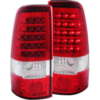 Lighting - Taillights - Anzo USA - Anzo USA Tail Light Assembly 311010
