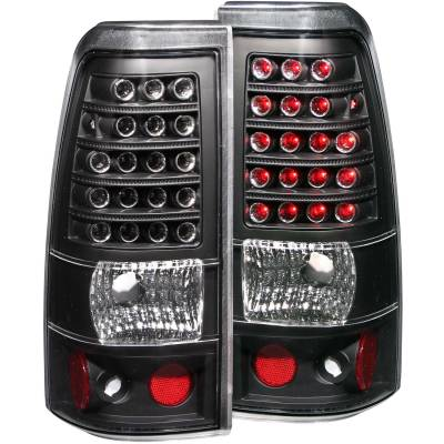 Lighting - Taillights - Anzo USA - Anzo USA Tail Light Assembly 311012