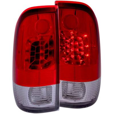 Anzo USA - Anzo USA Tail Light Assembly 311025
