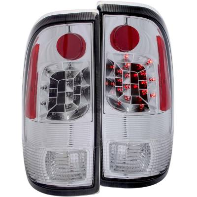 Anzo USA - Anzo USA Tail Light Assembly 311026