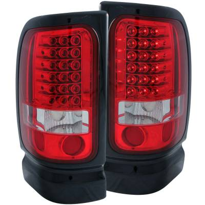 Anzo USA - Anzo USA Tail Light Assembly 311052