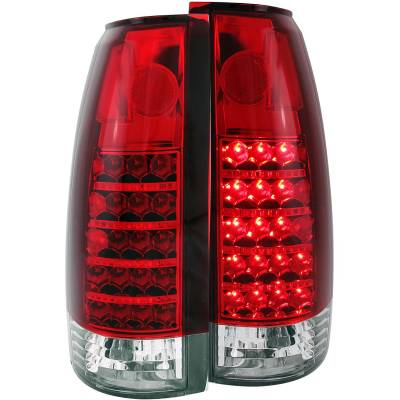 Lighting - Taillights - Anzo USA - Anzo USA Tail Light Assembly 311057
