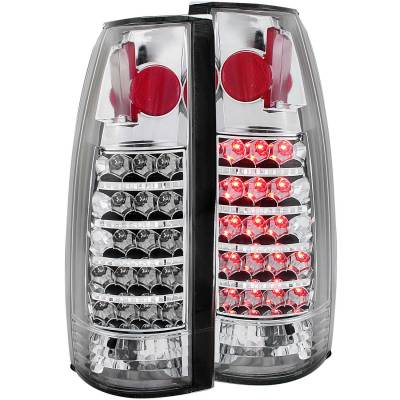 Lighting - Taillights - Anzo USA - Anzo USA Tail Light Assembly 311058