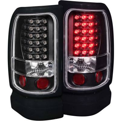Anzo USA - Anzo USA Tail Light Assembly 311073