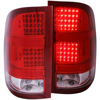 Lighting - Taillights - Anzo USA - Anzo USA Tail Light Assembly 311089