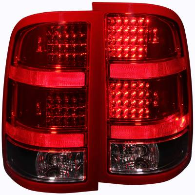 Lighting - Taillights - Anzo USA - Anzo USA Tail Light Assembly 311090