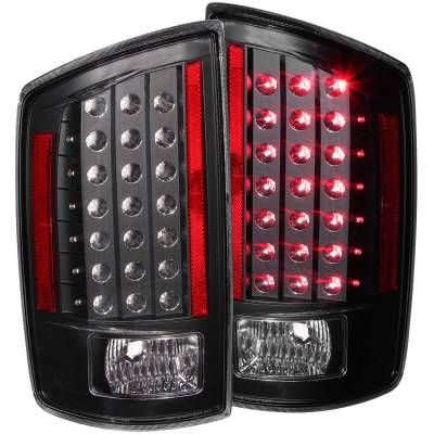 Anzo USA - Anzo USA Tail Light Assembly 311123