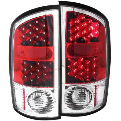 Lighting - Taillights - Anzo USA - Anzo USA Tail Light Assembly 311133