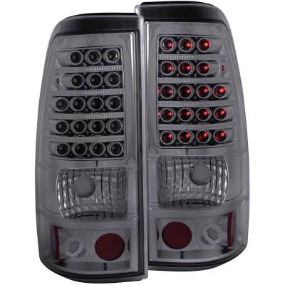 Lighting - Taillights - Anzo USA - Anzo USA Tail Light Assembly 311161