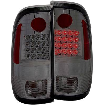 Anzo USA - Anzo USA Tail Light Assembly 311172