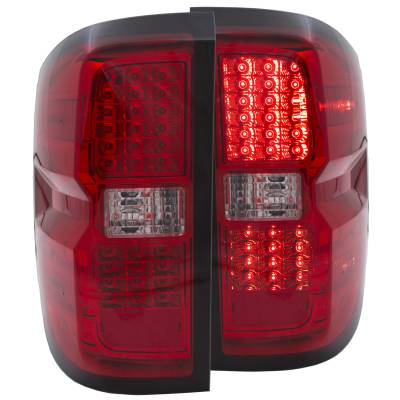 Lighting - Taillights - Anzo USA - Anzo USA Tail Light Assembly 311213