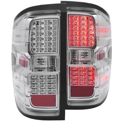 Lighting - Taillights - Anzo USA - Anzo USA Tail Light Assembly 311214