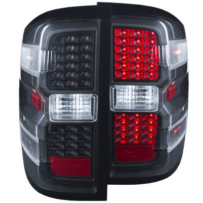 Lighting - Taillights - Anzo USA - Anzo USA Tail Light Assembly 311215