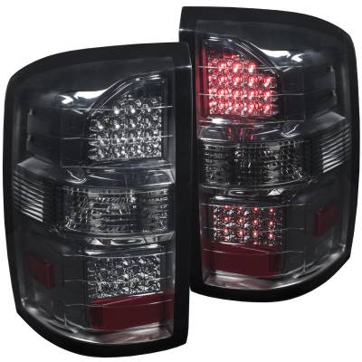 Lighting - Taillights - Anzo USA - Anzo USA Tail Light Assembly 311218