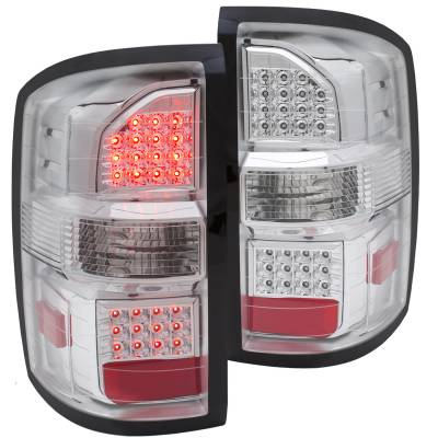 Lighting - Taillights - Anzo USA - Anzo USA Tail Light Assembly 311219