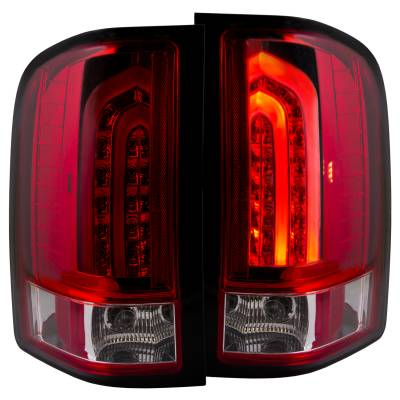 Anzo USA - Anzo USA Tail Light Assembly 311225