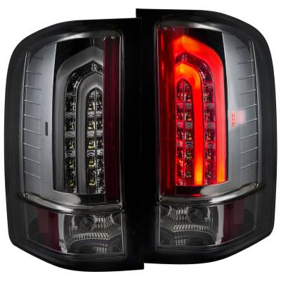 Anzo USA - Anzo USA Tail Light Assembly 311226