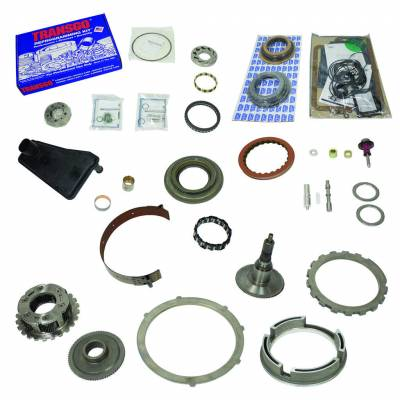 Transmission - Transmission Overhaul Kits And Parts - BD Diesel - BD Diesel Built-It Trans Kit Ford 1999-2003 4R100 Stage 4 Master Rebuild Kit 4wd 1062124-4