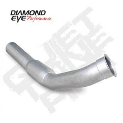 Dodge/Cummins - Exhaust Systems And Components - BD Diesel - BD Diesel DOWNPIPE, 4.0in 409ss - Dodge 2007.5-2012 6.7L w/Bung and Flange DIA-261020