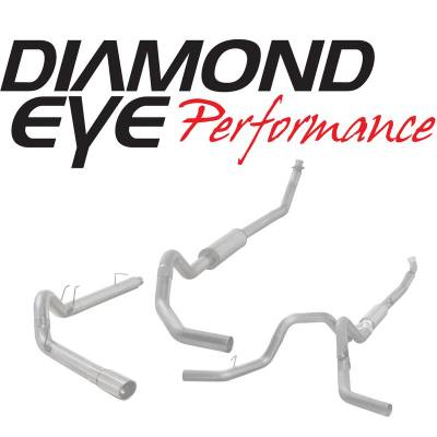 Exhaust Systems And Components - Exhaust Systems - BD Diesel - BD Diesel DOWNPIPE, 4in Aluminum RACE (4-Bolt Flange) - Chevy 2011-2012 DIA-324114