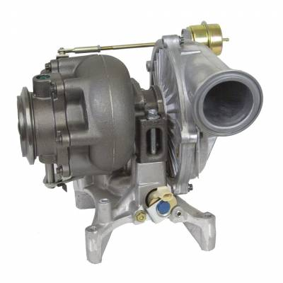 Turbos - BD Diesel - BD Diesel Exchange Turbo - Ford 1998.5-1999.5 7.3L GTP38 Pick-up c/w Pedestal 702650-9005-B