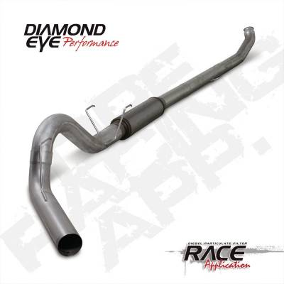 Exhaust Systems And Components - Exhaust Systems - BD Diesel - BD Diesel EXHAUST KIT, Stainless Steel Turbo Back 5in - Dodge 2007.5-2012 6.7L (No Bungs) DIA-K5253S