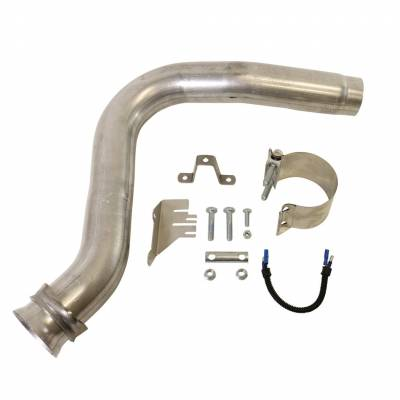 Exhaust Systems And Components - Exhaust Brakes - BD Diesel - BD Diesel Pipe Adapater Kit, Brake - 1988-1993 Dodge 1040050