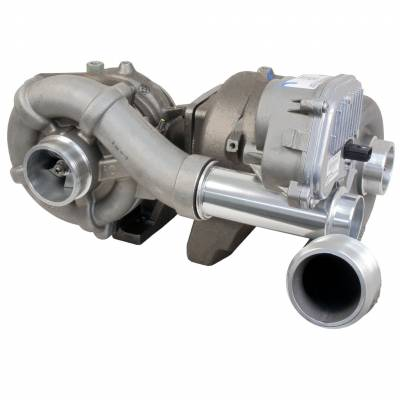 Turbos - Turbo Parts And Accessories - BD Diesel - BD Diesel TWIN TURBO ASSEMBLY - Ford 2008-2010 6.4L PowerStroke 179514-B
