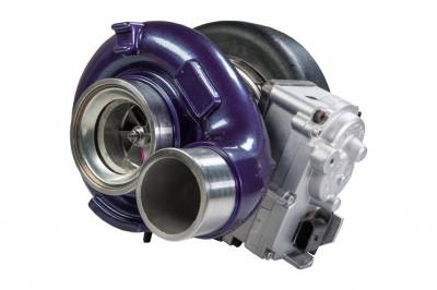 Engine Parts - ATS - ATS Aurora 3000 VFR upgraded replacement turbocharger, 2013-Present 6.7L Cummins, includes harness adapter