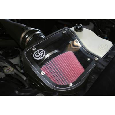 S&B Filters - COLD AIR INTAKE FOR 2009-2010 FORD F-150, RAPTOR 5.4L 75-5050 - Image 2