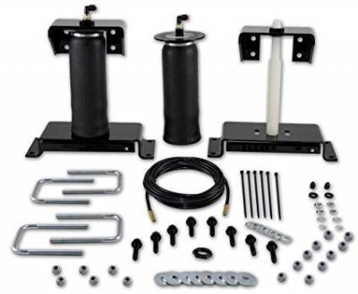 Steering And Suspension - Helper Springs And Load Control - Air Lift - '97-'04 Ford F-150 Air Lift Loadlifter 5000 Ultimate +