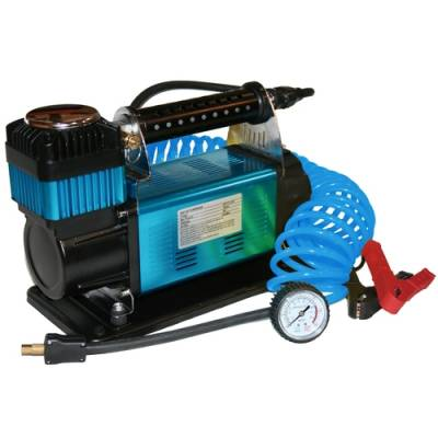 Exterior Accessories - Bulldog winch  - 41001 100 PSI Portable Air Compressor 1.2 CFM